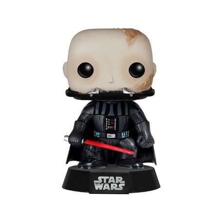 Figur Pop Movies Star Wars Unmasked Vader Funko Geneva Store Switzerland