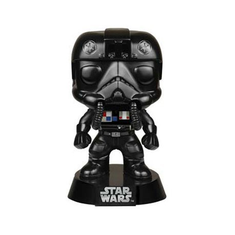 Figur Pop Movies Star Wars Tie Fighter Pilot Funko Geneva Store Switzerland
