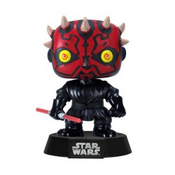 Figurine Pop Star Wars Darth Maul (Rare) Funko Boutique Geneve Suisse
