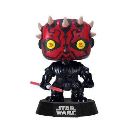 Figurine Pop Star Wars Darth Maul (Rare) Funko Boutique Geneve Suisse