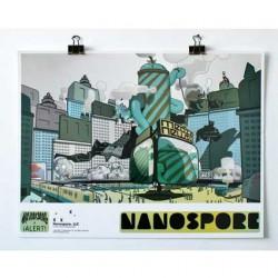 Figuren Print : Majorspore Rampage Alert Genf Shop Schweiz