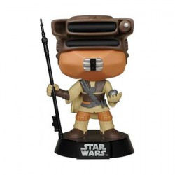 Pop Star Wars Boushh Leia