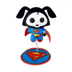 Skelanimals x DC Heroes : Superman