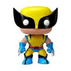 Figuren Pop Marvel Wolverine (Selten) Funko Genf Shop Schweiz