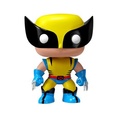 Figur Pop! Marvel Wolverine Funko Funko Pop! Geneva