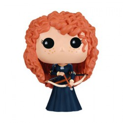 Figurine Pop Disney Merida Funko Boutique Geneve Suisse