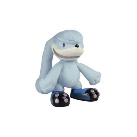 Figurine Peluche Baby Grabbit Bleu Play Imaginative Peluches Geneve