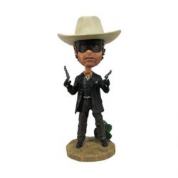 Figurine The Lone Ranger: Head Knocker Neca Film Geneve