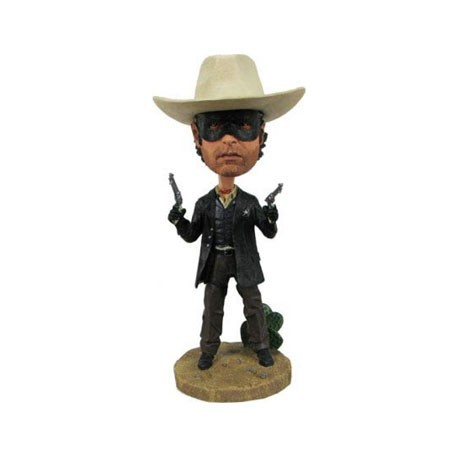Figurine The Lone Ranger: Head Knocker Neca Boutique Geneve Suisse