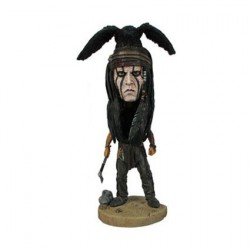 Figurine The Lone Ranger: Tonto Head Knocker Neca Boutique Geneve Suisse