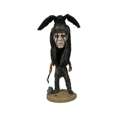 Figur The Lone Ranger: Tonto Head Knocker Neca Movies Geneva