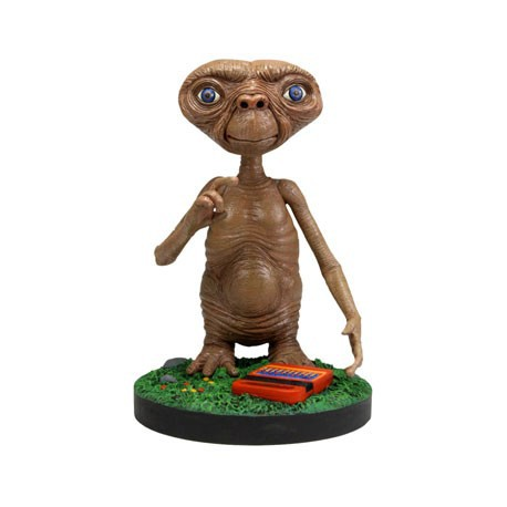 Figurine E.T. l´Extra-Terrestre Extreme Head knocker Neca Boutique Geneve Suisse