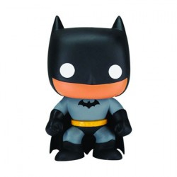 Pop Heroes Black Batman