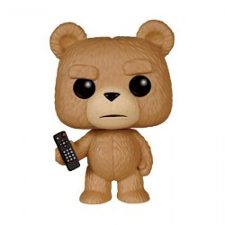 Figur Pop! Ted With Remote (Vaulted) Funko Geneva Store Switzerland