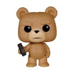 Figurine Pop Ted avec Commande Télé (Vaulted) Funko Boutique Geneve Suisse