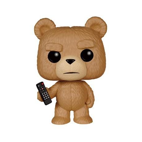 Figur Pop! Ted With Remote (Vaulted) Funko Geneva Store Switzerland