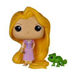 Figurine Pop Disney Tangled Rapunzel & Pascal (Vaulted) Funko Boutique Geneve Suisse