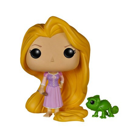 Figurine Pop Disney Tangled Rapunzel & Pascal (Vaulted) Funko Boutique Geneve Suisse