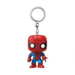 Pop Pocket Porte clé Marvel Spider-Man