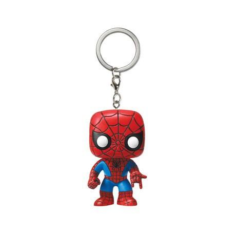 Figurine Pop Pocket Porte clé Marvel Spider-Man Funko Boutique Geneve Suisse