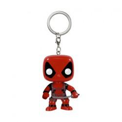 Pop Pocket Porte Clés Marvel Deadpool