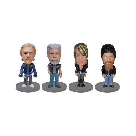 Figur Sons Of Anarchy Mini Wacky Wobbler Pack Funko Toys and Accessories Geneva