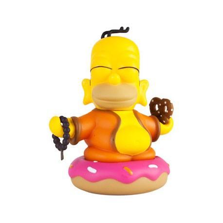 Figurine Simpsons Homer Buddha Edition Limitée par Matt Groening Kidrobot Boutique Geneve Suisse