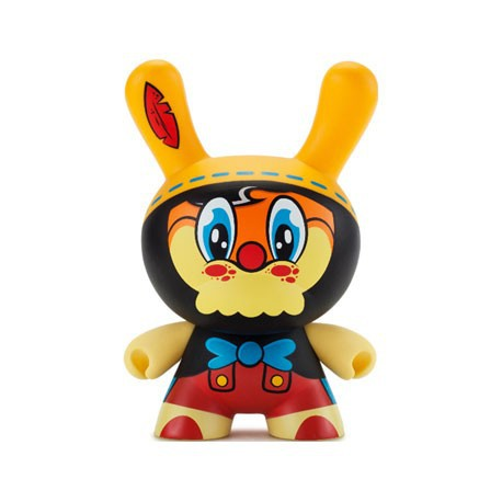Figur No Strings On Me Dunny by WuzOne Kidrobot Geneva Store Switzerland