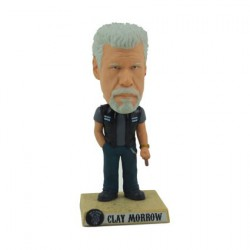 Figurine Sons of Anarchy : Clay Morrow Wacky Wobbler Funko Boutique Geneve Suisse