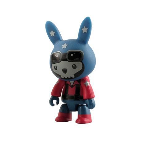 Figur Qee Skelanimals Vintage Daredevil by PocketWookie Peter Morris Toy2R Designer Toys Geneva
