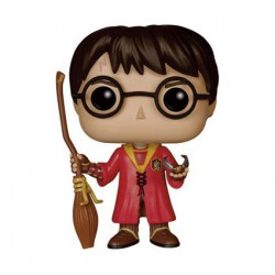 Pop Movies Harry Potter Quidditch (Vaulted)