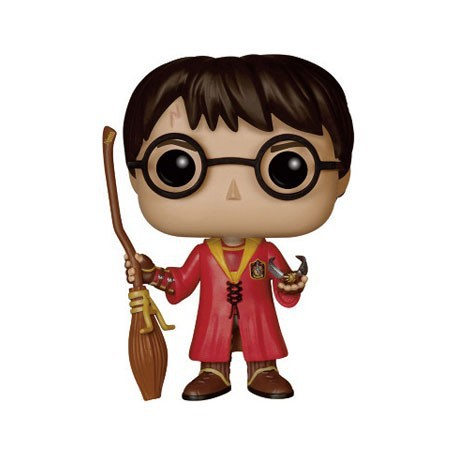 Figur Pop Movies Harry Potter Quidditch (Vaulted) Funko Geneva Store Switzerland