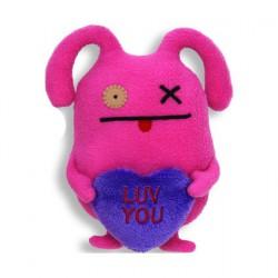 Figuren Plüsch Uglydoll Ox Luv You (18 cm) Pretty Ugly Plüsch Genf
