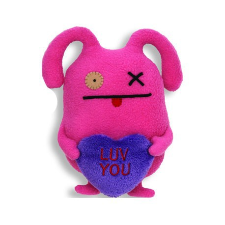 Figur Plush Uglydoll Ox Luv You (18 cm) Pretty Ugly Geneva Store Switzerland