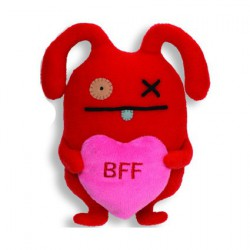 Figurine Peluche Uglydoll Ox Bff (18 cm) Pretty Ugly Boutique Geneve Suisse