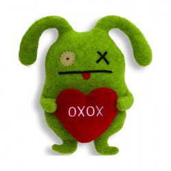 Figurine Peluche Uglydoll Ox Oxox (18 cm) Pretty Ugly Peluches Geneve