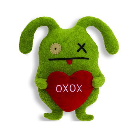 Figurine Peluche Uglydoll Ox Oxox (18 cm) Pretty Ugly Boutique Geneve Suisse