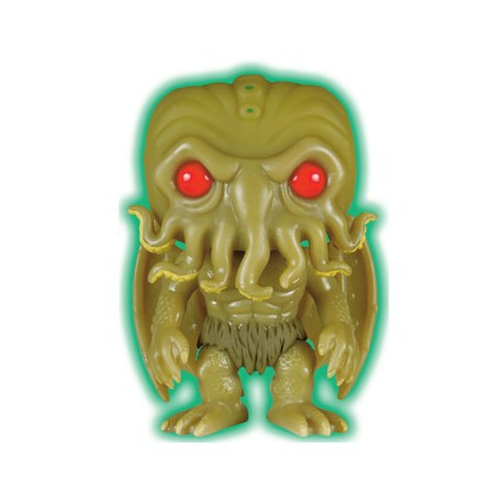 Figur Pop Glow in the Dark Cthulhu Limited Edition Funko Geneva Store Switzerland