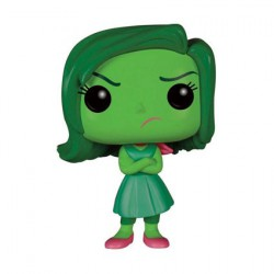 Figurine Pop Disney Vice-versa (Inside Out) Dégoût (Vaulted) Funko Boutique Geneve Suisse