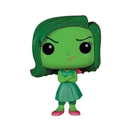 Figur Pop Disney Inside Out Disgust (Vaulted) Funko Geneva Store Switzerland