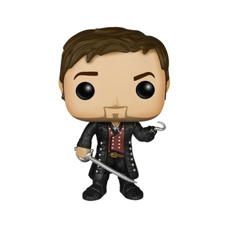 Figur Pop! TV Once upon a Time Hook Funko Preorder Geneva