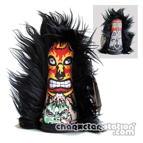 Figurine Circus Punks El Flying Diablo Strangeco Boutique Geneve Suisse