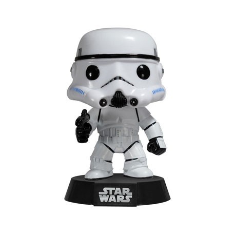 POP Star Wars Bobble : Stormtrooper