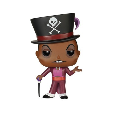 Figurine Pop Disney Princess and the Frog Dr Facilier (Vaulted) Funko Boutique Geneve Suisse