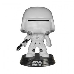 Pop Star Wars Episode VII - The Force Awakens Snowtrooper