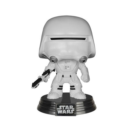 Figur Pop Star Wars Episode VII - The Force Awakens Snowtrooper Funko Geneva Store Switzerland