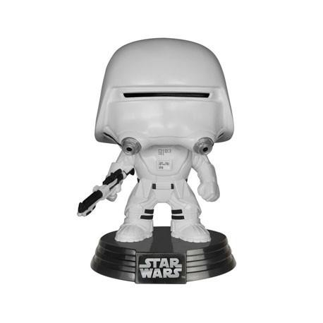 Pop Star Wars Episode VII - The Force Awakens Snowtrooper
