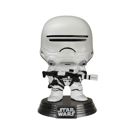 Figur Pop Star Wars Episode VII The Force Awakens First Order Flametrooper Funko Geneva Store Switzerland