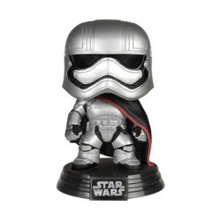 Figurine Pop Star Wars Le Réveil de la Force Captain Phasma Funko Boutique Geneve Suisse