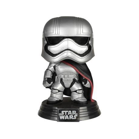 Figur Pop Star Wars The Force Awakens Captain Phasma Funko Geneva Store Switzerland